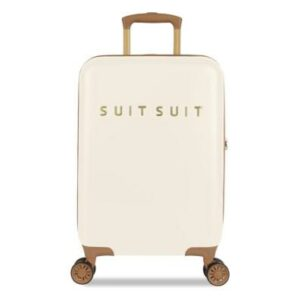 suitsuit fab seventies antique white